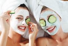 Овощные маски