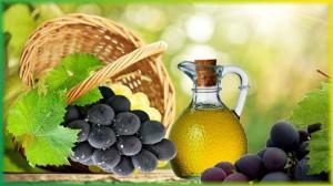 Масло виноградной косточки: свойства - состав