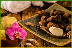 масло ши для волос популярные составы