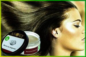 масло ши для волос применение