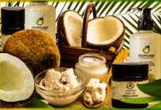 кокосовое масло для волос многокомпонентные коктейли