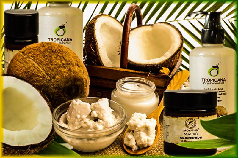 Кокосовое масло для волос как использовать: 7 способов